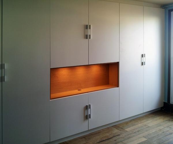 miot nobis ebenisterie alencon dressing. Black Bedroom Furniture Sets. Home Design Ideas
