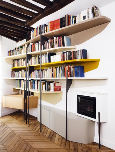 miot nobis ebenisterie alencon bibliotheque. Black Bedroom Furniture Sets. Home Design Ideas