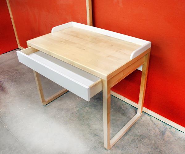 miot nobis ebenisterie alencon bureau erable. Black Bedroom Furniture Sets. Home Design Ideas